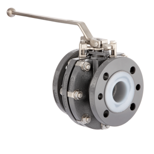 ball valve bottom outlet