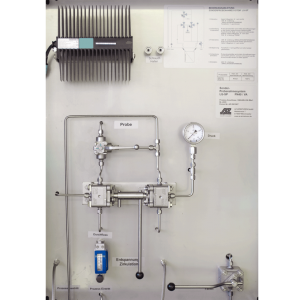 liquefied gas sampling with integrated system flushing TYPE LG-SP