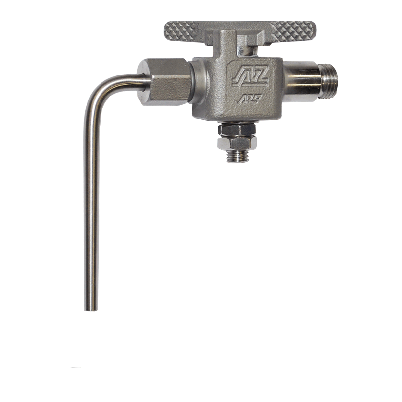 Sampling Plug Valve For Drinking Water