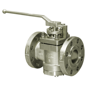 high pressure plug valve up to PN 160 / class 900