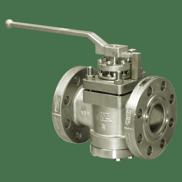 High-Pressure Plug Valve