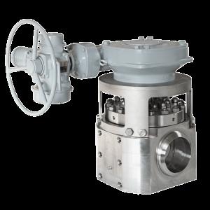 plug valve Nuclear applications