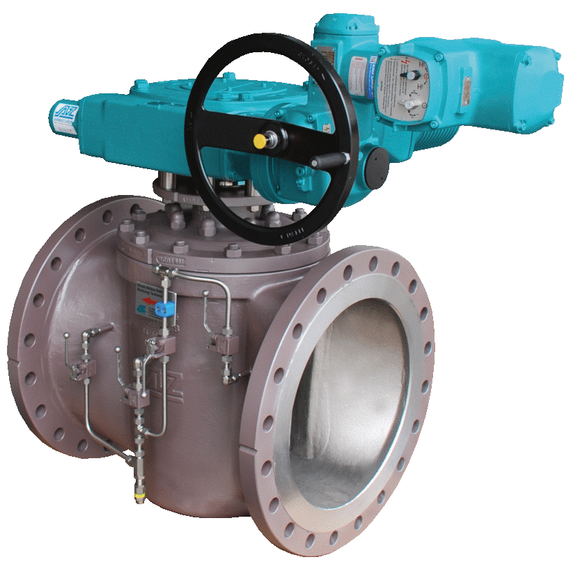 AZ-Armaturen - cavity free plug valves for the industry